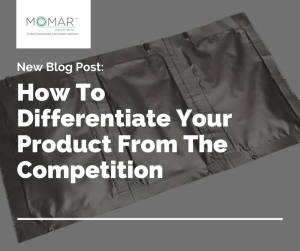Blog Post - How to differentiate your product from the competition